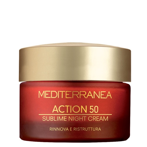 ACTION 50 SUBLIME NIGHT CREAM