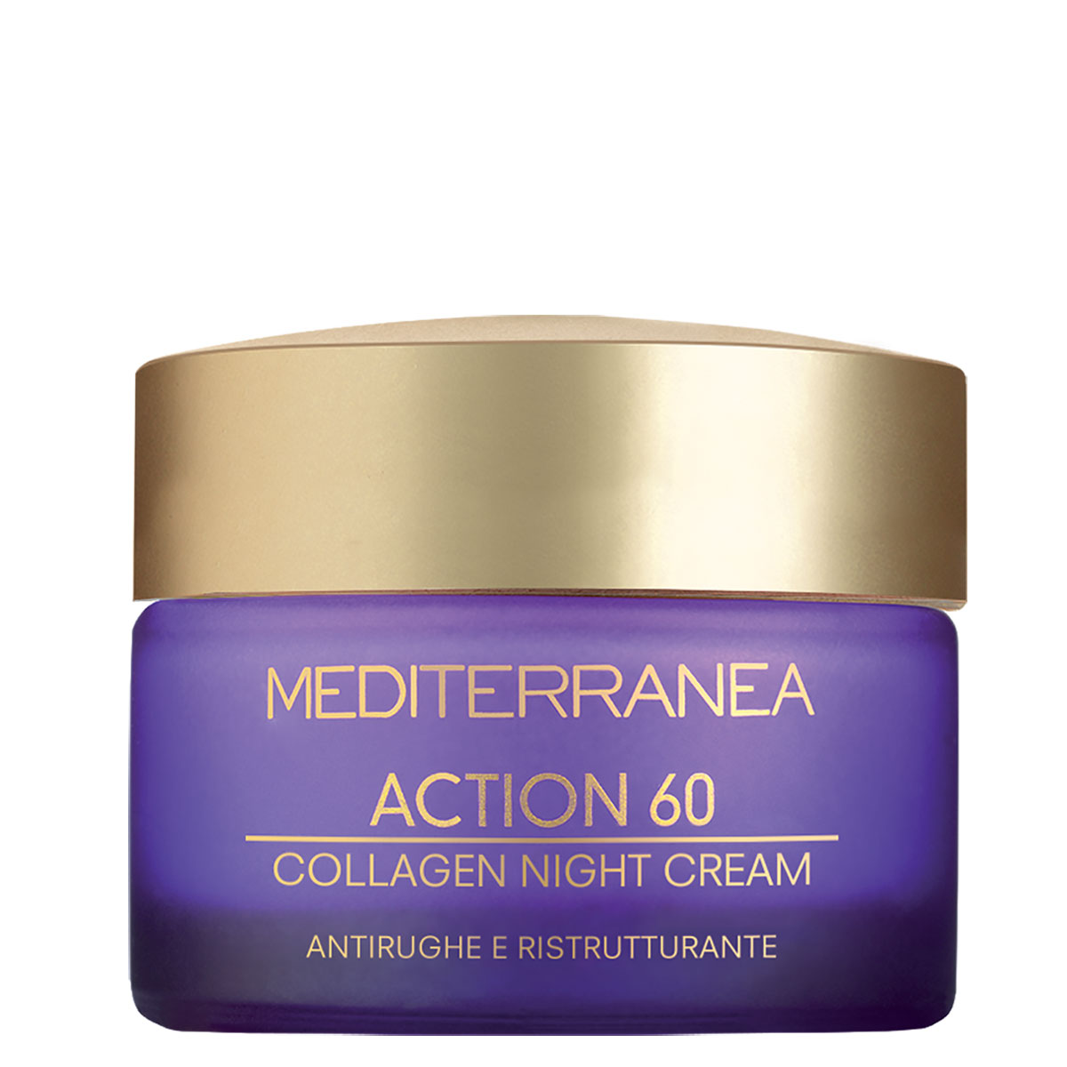 ACTION 60 COLLAGEN NIGHT CREAM