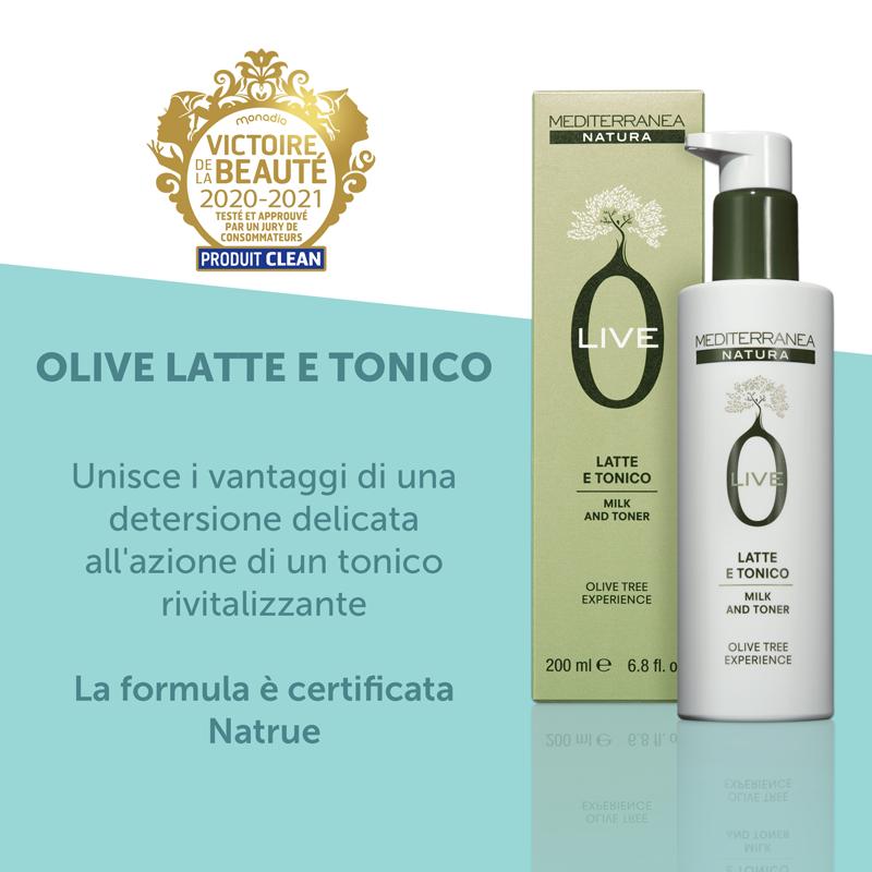 OV3 - Latte E Tonico Olive 200 Ml