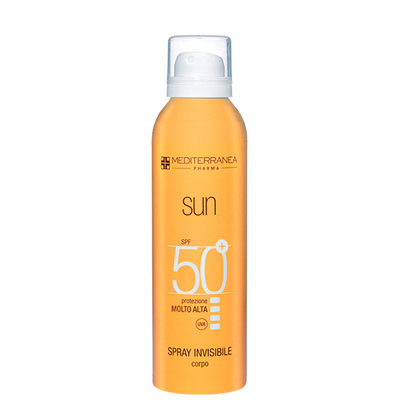 SPRAY INVISIBILE CORPO SPF 50+