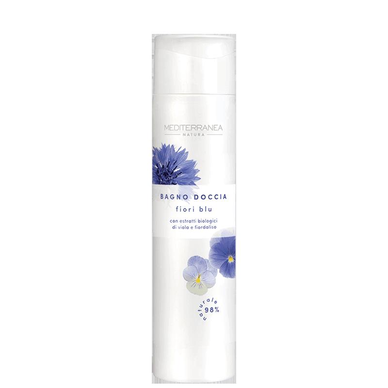 NB45 - Natura Fiori Blu Bagno Doccia