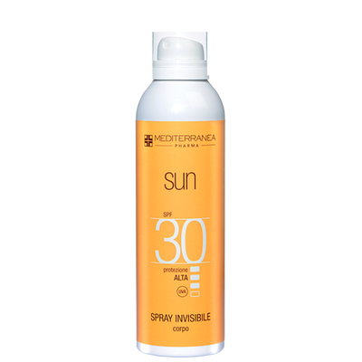 SPRAY INVISIBILE CORPO SPF 30