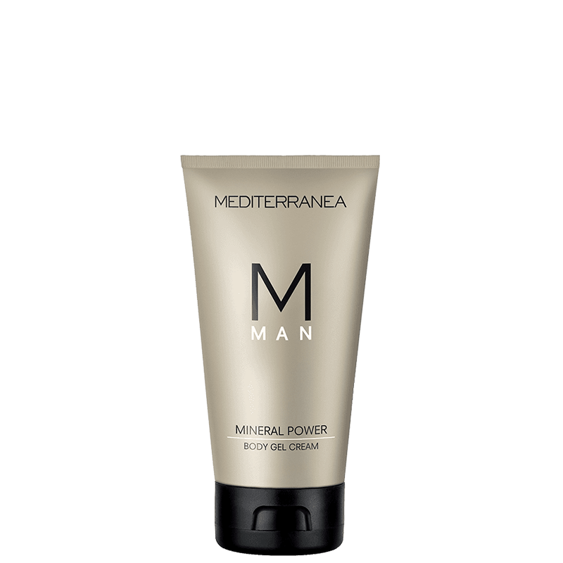 M05 - Body Gel Cream Man 150 Ml