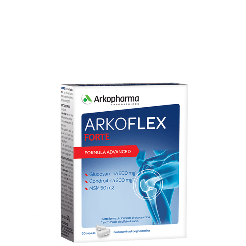 IN45 - Integr.Arkoflex Forte 30 Cps